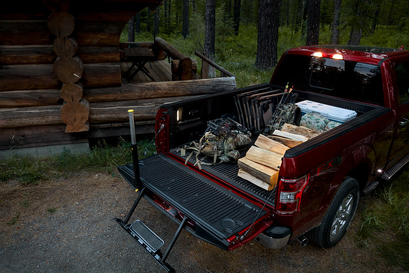 Ford F-150 Bed Features - Ed Murdock CDJR - Lavonia, GA