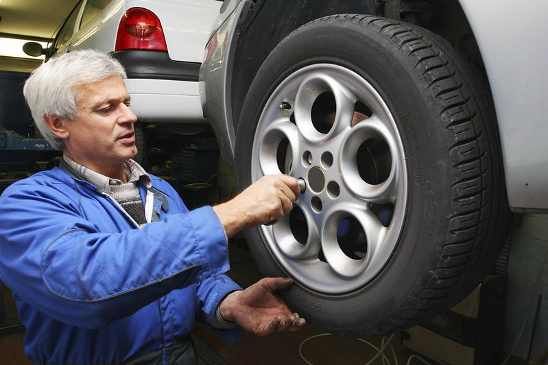 Simple Tire Maintenance Tips For Your Vehicle - Ed Murdock CDJR - Lavonia, GA