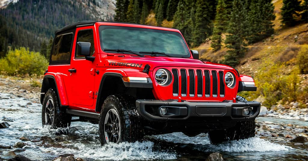 Jeep Named Most Patriotic Brand for 19th Time | Lavonia, GA
